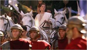 Octavian triumph